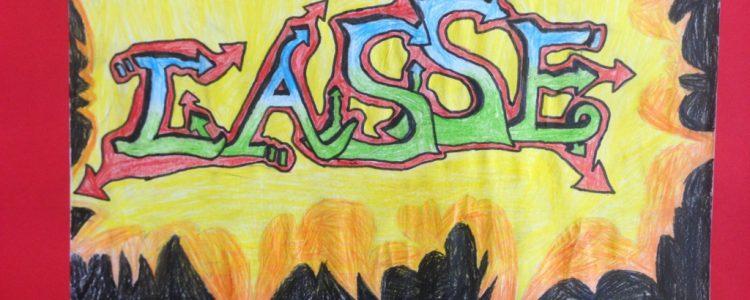 Graffiti selbst gemacht!