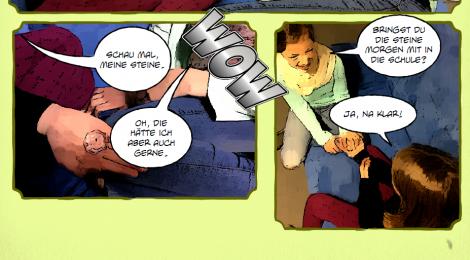 """Medienkompetenz durch """"Comic Life"""""""