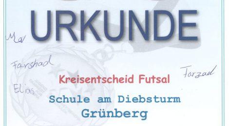 Kreismeisterschaft Futsal